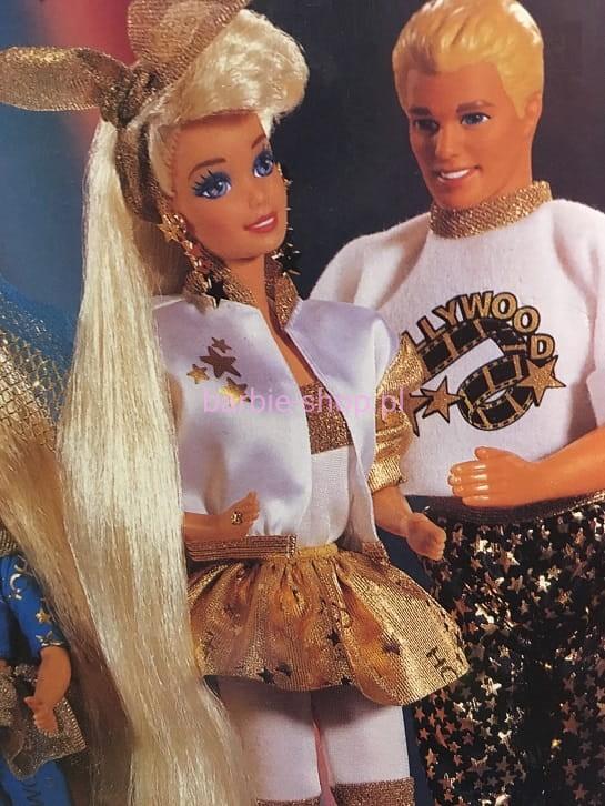 1992 Barbie Hollywood Hair Ken ( Video ) barbie-shop.pl