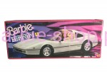 1988  Barbie White Ferrari  (Video)