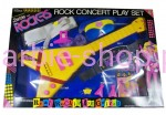 1987 BARBIE AND THE ROCKERS GUITAR ROCK CONCERT PLAYSET