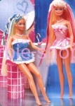 1995  Barbie Foam'n Color blue  ( Video )