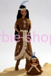 1995  Barbie  American  Indian /  Indianka