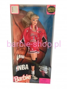 1998   Barbie Chicago Bulls   NBA