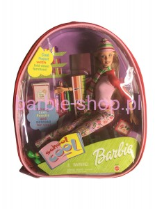 2000  Barbie  School Cool Barbie