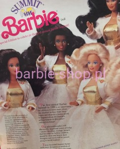 1990   Summit   Barbie    ( Video )