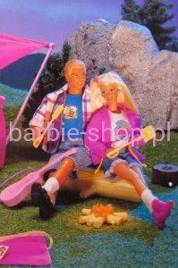 1993    Barbie Camp Barbie   (Video)