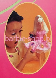 1997 Barbie Twirlin' Make Up  ( Video )