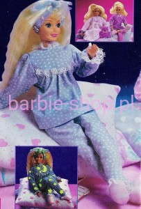 1994  Barbie  Slumber Party !   (Video)