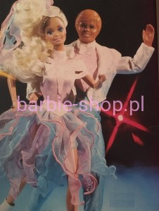 1989  Ice  Capades  Barbie Łyżwiarka ( Video )