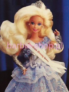 1991   American Beauty Queen  Barbie  (Video)