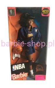 1998   NBA  Barbie   Golden State Warriors