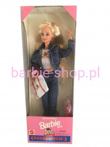 1995   Barbie Chucke Cheese's