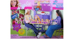 2001  Afternoon Snack Playset