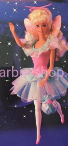 1994  Tooth Fairy Barbie /  Wróżka Zębuszka