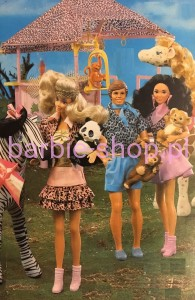 1988  Barbie   Animal Lovin' (Video)