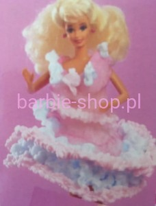1992  Barbie Bath Blast  (Video)