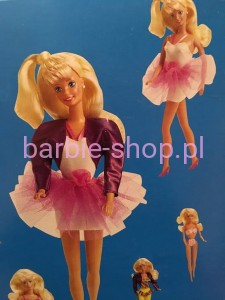 1992  Barbie  Fashion Brights  Set