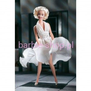 1997  Barbie  As Marilyn Monroe The Seven Year Itch