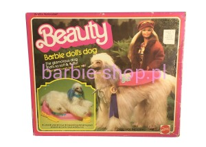1979    Barbie  Beauty Afgan Dog (Video)
