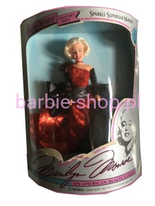 1993   DSI  Marilyn Monroe Doll - Sparkle Superstar