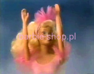 1986  Barbie  Ballet Ballerina ( Video )