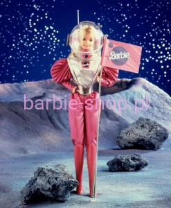 1985  Barbie  Astronaut  Helmet ( Video )