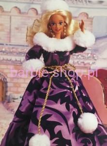 1993   Winter Royale Barbie