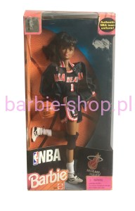 1998   NBA  Barbie   Miami Heat