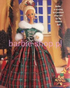 1994   Winter's Eve  Barbie