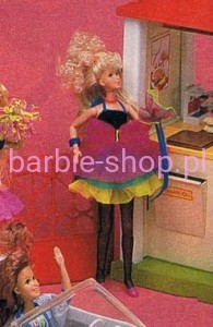 1988  Barbie Teen Dance Jazzie ( Video )