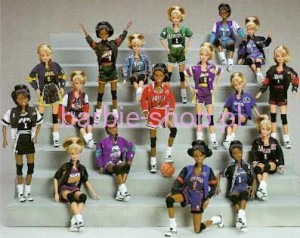 1998   NBA  Barbie Los Angeles Clippers