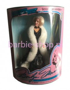 1993   DSI  Marilyn Monroe Doll - Spotlight Splendor