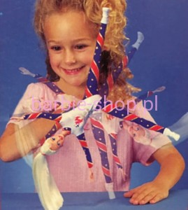 1995  Olymic Gymnast  Barbie Blond  ( Video )
