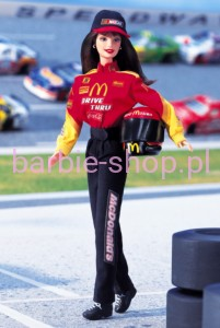 1999   Barbie  NASCAR  Official   Wyścigi Rajdowe