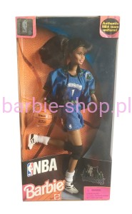 1998   NBA  Barbie   Minnesota Timberwolves