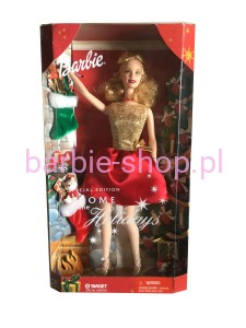 2001 Home for the  Holidays  Barbie