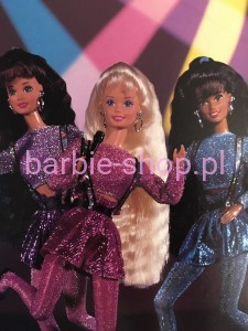 1994  Dance Moves  Barbie  (Video)