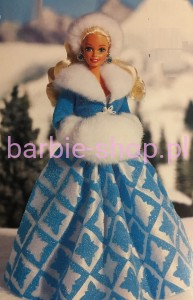 1996   Winter Renaissance  Barbie