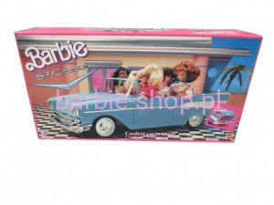 1989  Barbie Duuży  Chevy '57   (Video)