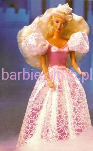 1989  Barbie   My First Barbie Prettiest Princess