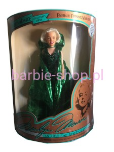 1993   DSI  Marilyn Monroe Doll - Emerald Evening