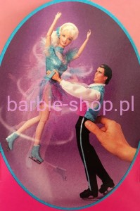 1997   Olympic  Skater Barbie & Ken  Zestaw  ( Video )