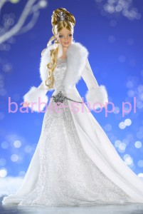 2003  Barbie Winter Fantasy Holiday Visions