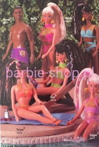 1996    Barbie  Splash 'n Color (Video)