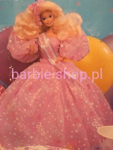 1990   Happy  Birthday   Barbie / Urodziny  ( Video )