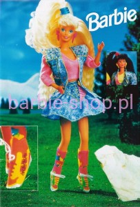 1990  Barbie All American (Video)