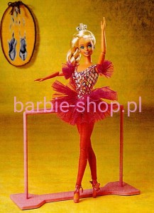1995  Barbie Twirling Ballerina  ( Video )
