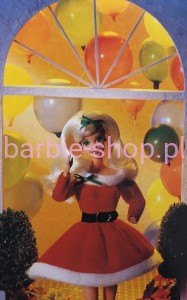 1992  Holiday Hostess  Barbie