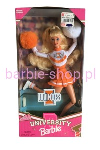 1996    Cheerleader Barbie University of   Illinois