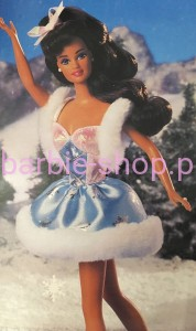 1995   Star Skating Barbie Teresa /  Łyżwiarka