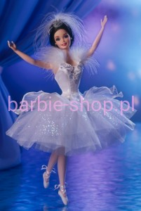 1997  Swan Queen in Swan Lake Barbie